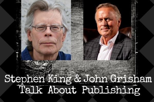 king and grisham writers interview