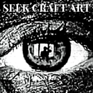 seekcraft, mixed media art, creativity, how to be more creative, how to sell my art