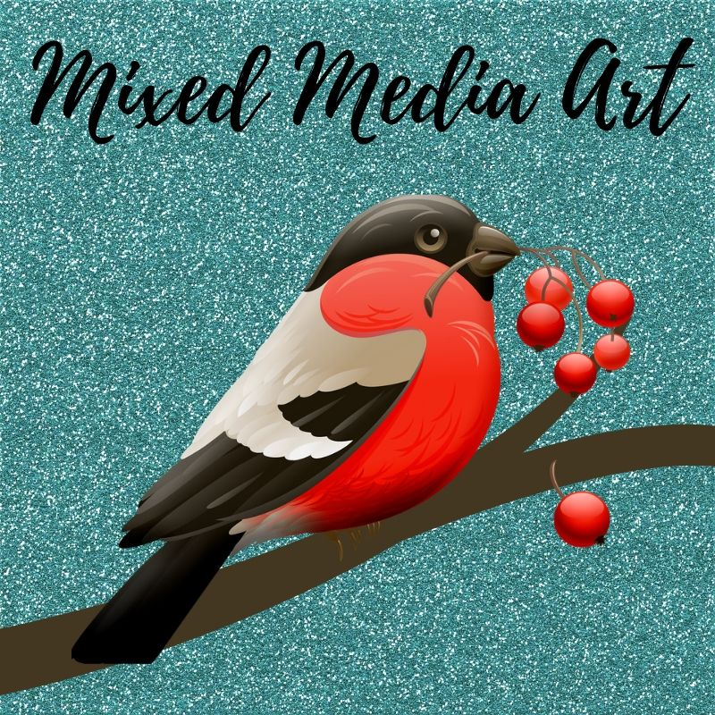 mixed media art, mixed media artist, creative types, how to make art, how to be more creative