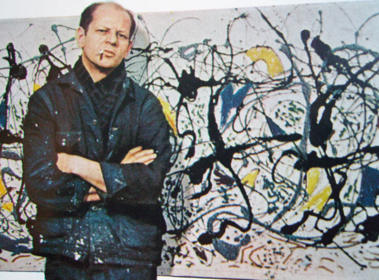 what's a jackson pollock painting worth,
