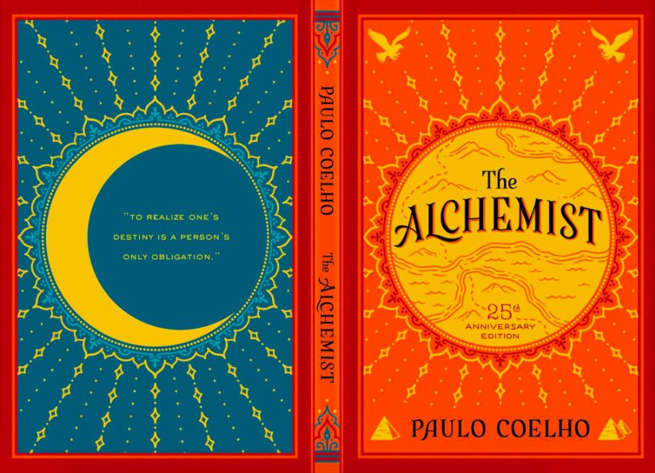 the alchemist, paulo cohelo