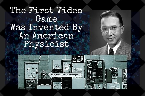 Creativity Explored, 1st video game inventor
