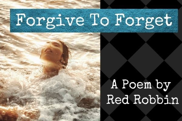 forgive to forget, poetry, free poetry